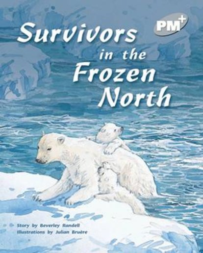 Survivors in the Frozen North (PM Plus Storybooks) Level 24