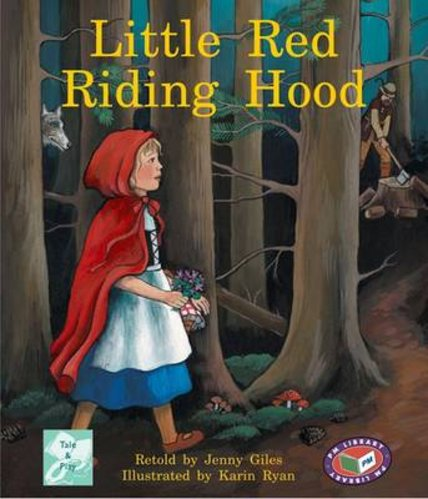 Pm Turquoise Little Red Riding Hood Pm Traditional Tales And
