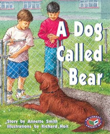 A Dog Called Bear (PM Storybooks) Level 19