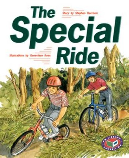 The Special Ride (PM Storybooks) Levels 21, 22