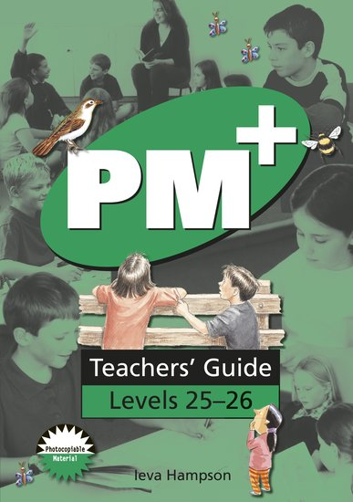 Teachers' Guide (PM Plus) Levels 25-26