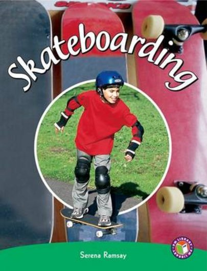 Skateboarding (PM Non-fiction) Level 26