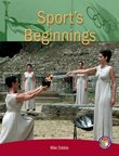 Sport's Beginnings (PM Non-fiction) Level 27