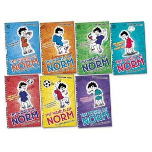 The World of Norm Pack x 7