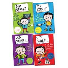 Pip Street (N/E) Pack x4