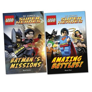 LEGO® DC Comics: Super Heroes Pair