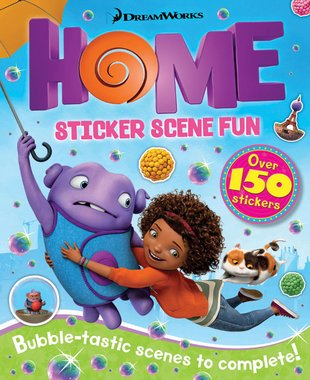 Home: Sticker Scene Fun