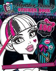 Monster High: Monster Beauty Sticker Book