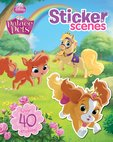 Disney Palace Pets: Sticker Scenes