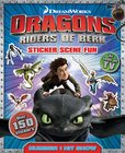Dragons: Riders of Berk - Sticker Scene Fun