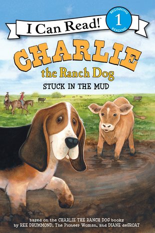 I Can Read! Charlie the Ranch Dog - Stuck in the Mud