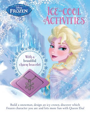 Disney Frozen: Ice-Cool Activities