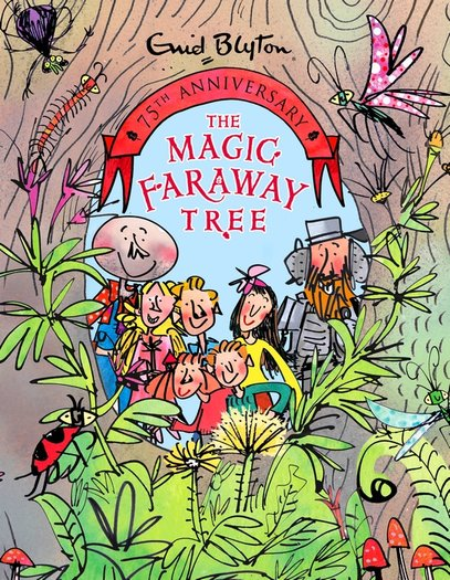 The Magic Faraway Tree (Colour Edition)