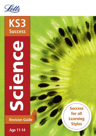 Letts KS3 Success Revision Guide: Science
