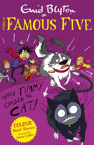 Famous Five Colour Reads: When Timmy Chased the Cat!