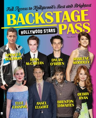 Backstage Pass: Hollywood Stars
