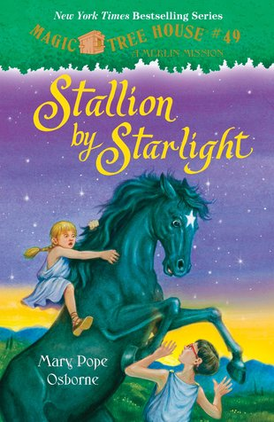 Magic Tree House: Stallion by Starlight
