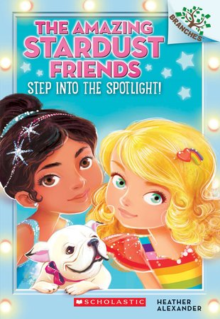 The Amazing Stardust Friends: Step into the Spotlight!