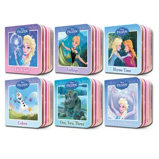 Disney Frozen: Chunky Board Book Pack