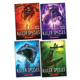 Killer Species Pack x 4