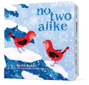 No Two Alike (Board Book)