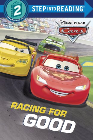 Step into Reading: Disney Cars – Racing for Good