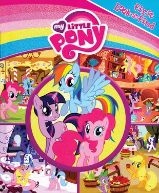 First Look and Find: My Little Pony