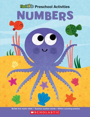 Flash Kids Preschool Activities: Numbers