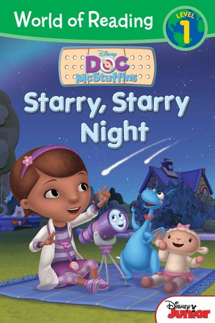 World of Reading: Doc McStuffins - Starry, Starry Night