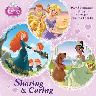 Disney Princess: Sharing and Caring