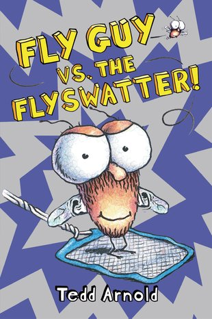 Fly Guy vs the Flyswatter!