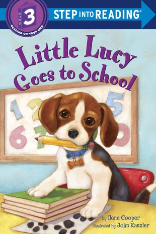 Step into Reading: Little Lucy Goes to School