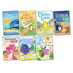 Usborne First Reading Pack: Levels 1-4