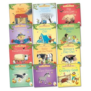 Farmyard Tales Pack x 12