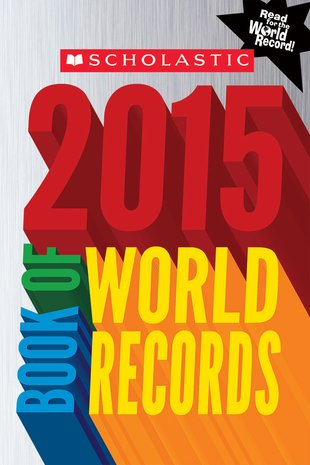 Scholastic 2015 Book of World Records