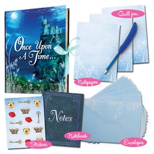 Once Upon a Time Stationery Set