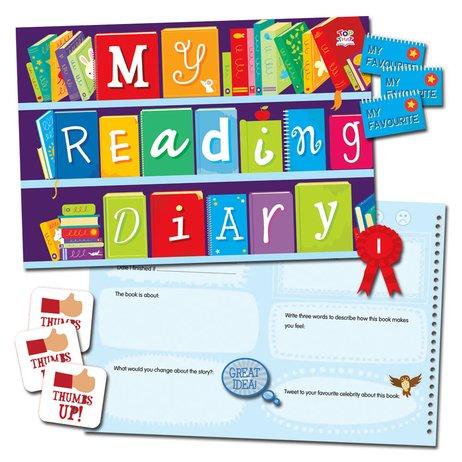 My Reading Diary - Scholastic Shop