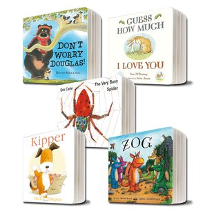 Board Book Pack
