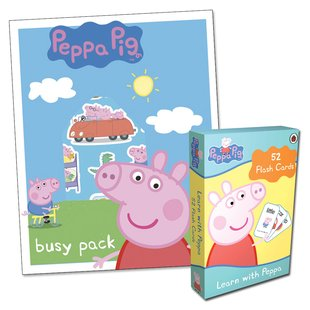 Peppa Pig Learning Pair