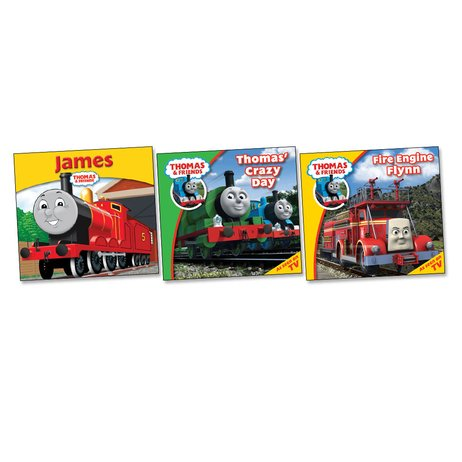 Thomas and Friends Pack