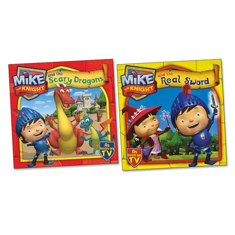 Mike the Knight Pair