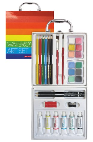 Watercolour Art Set