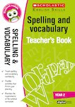 Spelling and Vocabulary Teacher's Book (Year 2)