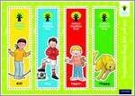Oxford Reading Tree Bookmarks (1 page)