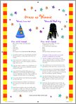 Dress as Winnie the Witch (1 page)
