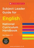 Subject Leader Guide for English - Key Stage 1-3
