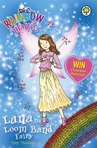 Rainbow Magic: Luna the Loom Band Fairy