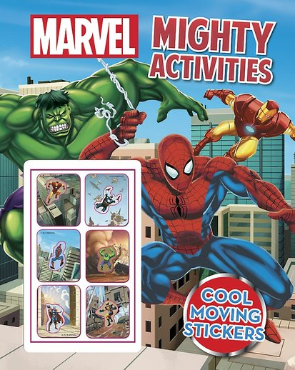 Marvel: Mighty Activities