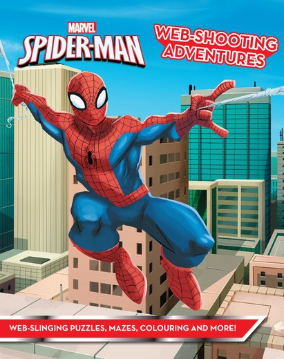 Spider-Man: Web-Shooting Adventures