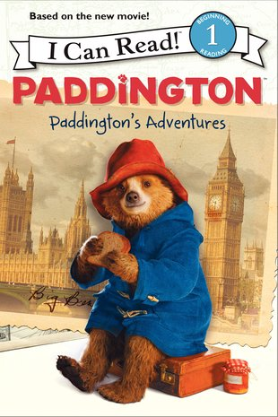 I Can Read! Paddington's Adventures
